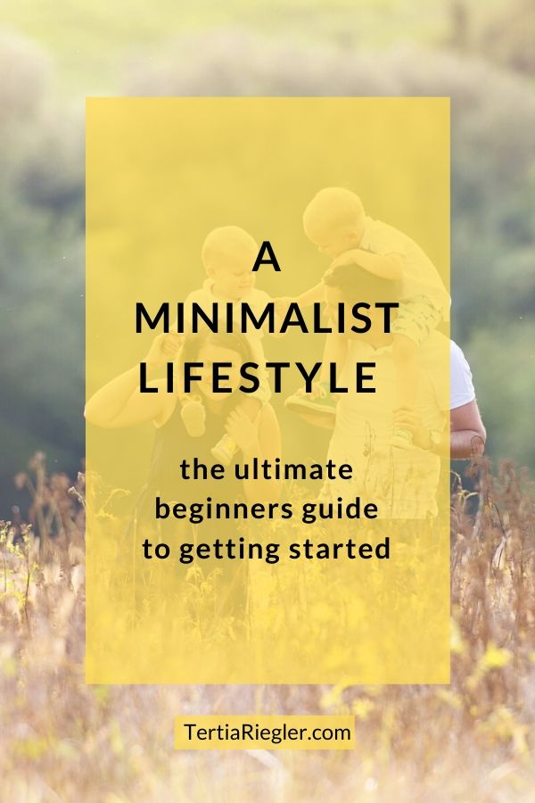Ready for a happier life? Minimalism is a mindset shift towards a simpler life. Focus on what is important and feel happier and fulfilled. This beginners guide on how to start a minimalist lifestyle.