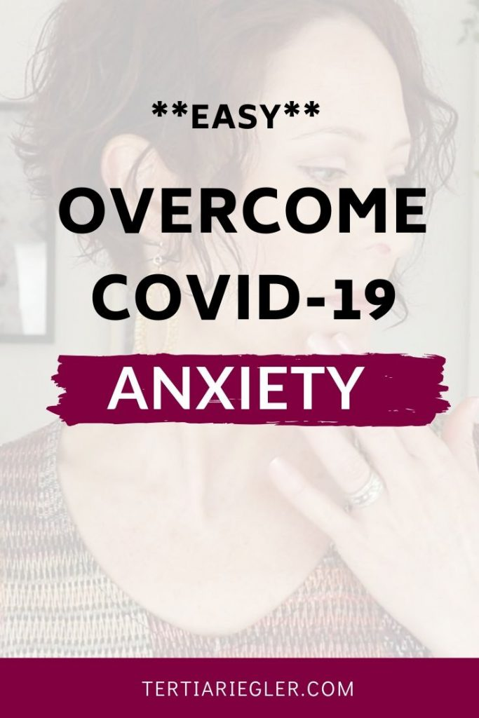 With all the events going on in our hometown and everywhere else in the world, I thought it might be a good idea to talk about the anxiety and stress around the coronavirus.  I also want to give you an easy tool that you can use to instantly help you manage your fear.