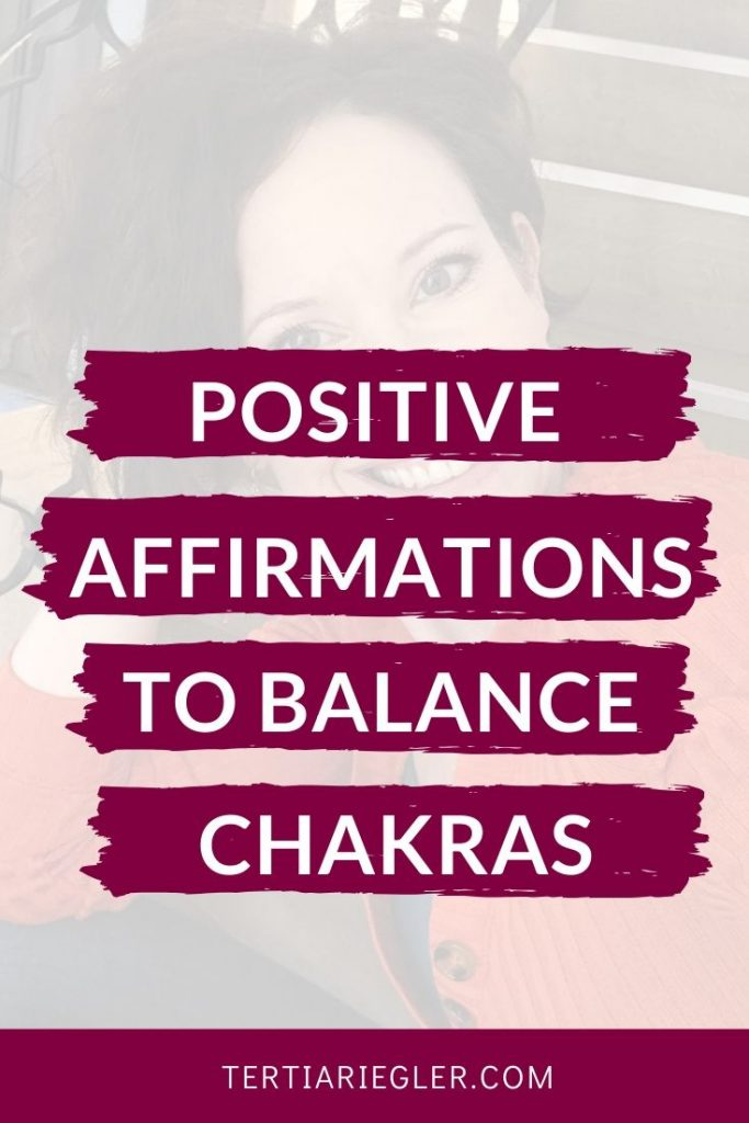 Easy ways to balance and heal your chakras to improve your wellbeing.