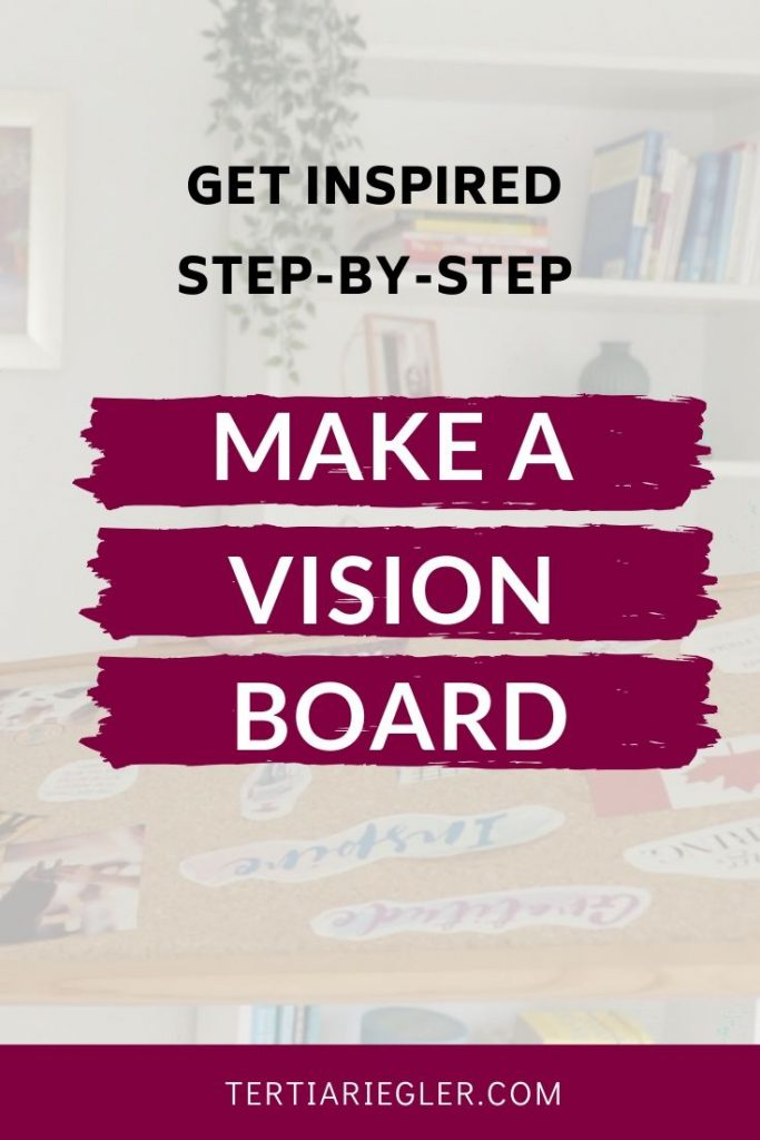Vision boards are one of the most powerful law of attraction tools.  In this video I show you step-by-step how to create a vision board that will keep you inspired and motivated.