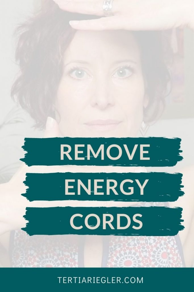 To cut energy cords and remove attachments is an effective way to get back your life force energy.  If you have days when you are feeling deflated or exhausted, then this energy healing tool that will help you with that.  It will also help for those days where you just don't feel like yourself. Just like your physical body needs to be cleaned daily as it gets dirty and messy while you engage with your world, you need to do the same thing with your energy body. Today, I want to talk to you about how you can cut energy cords and remove attachments. Energy chords are just what they sound like - energetic cords that connect you to another person. It can also connect you to groups of other people, to an institution, or to an object.