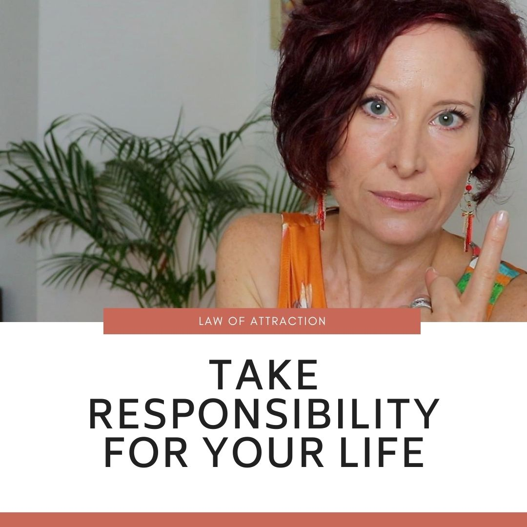 Take RESPONSIBILITY For Your Life [Completely Raise Your Positive Vibration!] | Taking 100% responsibility for your life will attract more positive energy into your life. To become an authority in your own life, you must take responsibility for your life! In this video I offer 3 mindshifting perspectives that can completely raise your vibrational frequency so you can create the life that you want.