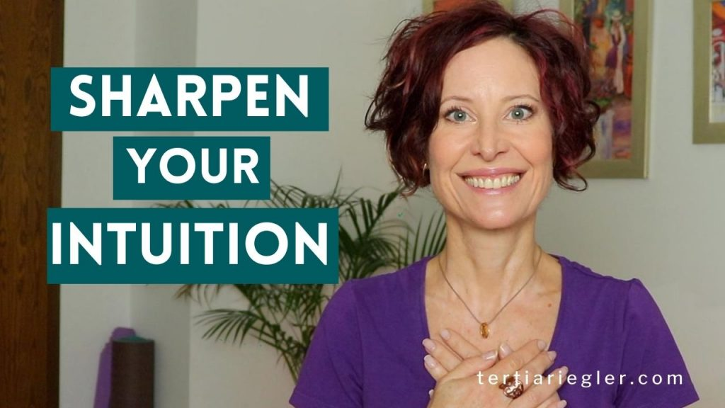 Develop Intuition: Trust Your Inner Guidance | We are all intuitive and awakening your intuitive abilities is completely possible to do.    In this video I share ways that you can be more intuitive, how you can trust yourself and follow your inner wisdom.  Watch if you want to learn how to follow your inner knowing and discover steps to developing your intuition. Free Download : Connecting to your inner wisdom worksheet (journal prompt and meditations)
