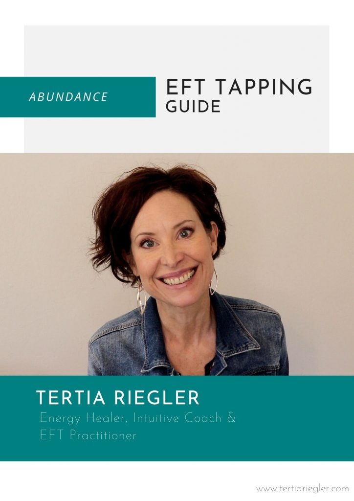 EFT TAPPING GUIDE TO RAISE YOUR VIBRATION