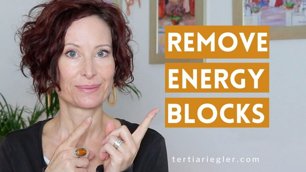 How to Clear Emotional Energy Blockages (3 Simple Techniques That Work!) | If you are interested in healing negative energy blocks and doing energy blockage removal at home yourself, you will benefit from these 3 healing energy cleanse techniques. In this video, I explain to you 3 simple ways to clear and release emotional energy blocks for chakra healing.